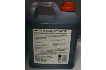 Apito Blueberry Paste