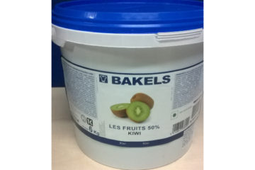 Bakels Les Fruits 50% Kiwi