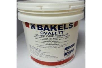 Bakels Ovalett
